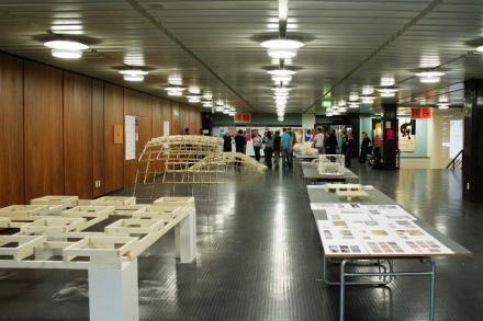 Hebel-Stab-System-Seminarwoche-Ausstellung